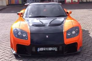 F&F-Style VeilSide RX-7 Fortune For Sale