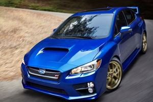Subaru Exec Says WRX STI Will Hit 164 MPH