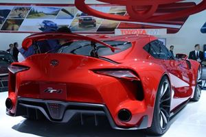 No Brainer: Toyota Needs to Build the FT-1