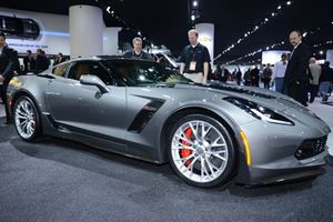 Top 5 Detroit 2014 Production Car Debuts