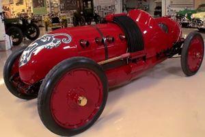 "Watch Leno Drive This 1910 Buick ""Bug"" Race Car"