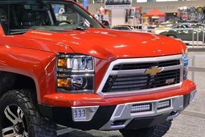Lingenfelter/Southern Comfort Chevy Reaper Poised to Bury Ford Raptor