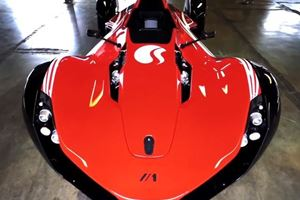 How the Outrageous BAC Mono Came into Being