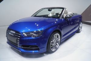 Audi S3 Goes Topless in Geneva