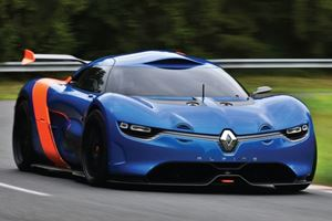 Renault-Caterham Sports Car Partnership is Over