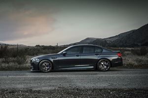 Vorsteiner 2013 BMW M5 is a Downforce Beauty