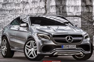Would You Buy the Mercedes MLC if it Looked Like This?