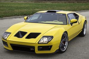 What if the DeTomaso Pantera Was Alive and Well Today?