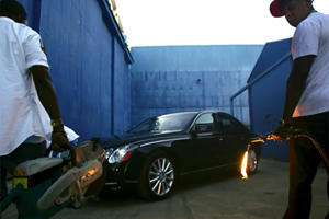 Kanye West and Jay-Z 'Otis' $350,000 Maybach to be Auctioned for Charity