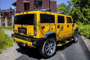 Vilner Gives Hummer H2 a Taste of the Chinese Dragon