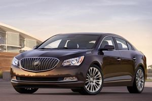 Your Dad's Car: Chevrolet Impala Vs. Buick LaCrosse
