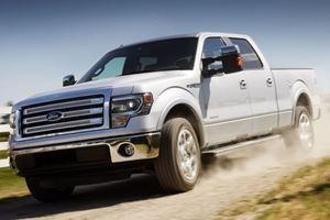 Ford Has Just Built the Last Steel-Bodied F-150