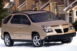 What the Hell Were They Thinking: Pontiac Aztek