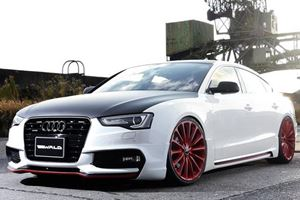 Wald International Unveils Cosmetic Sportsline Program for Audi A5 Sportback