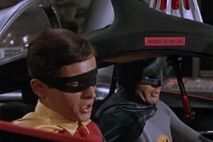 What Car Was the Adam West Batmobile Based Off?