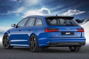 Do All S6 Owners Have An RS6 Inferiority Complex? ABT Thinks So