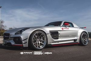 Here's Why You Need To Show The Mercedes SLS AMG Some Love