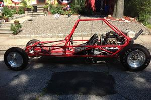 Who In Their Right Mind Puts A Porsche Engine Into A Dune Buggy?