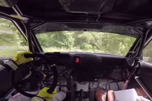 Insane POV Rally Video Proves This 14-Year-Old Is Cooler Than You
