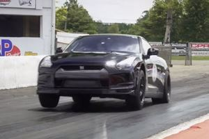 This Is The World's Fastest Quarter AND Half-Mile GT-R