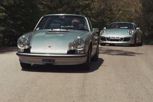 Porsche Reveals 10-Unit Edition Targa Honoring Legendary Race