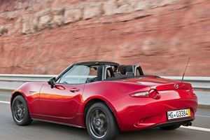 Will The New Mazda MX-5 Get A Turbo Sometime In The Next 10 Years?