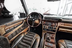 This Mercedes G-Class Has An Interior Like No Other