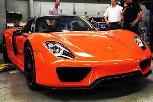 This Is One Of The Hottest Porsche 918 Spyders We've Ever Seen