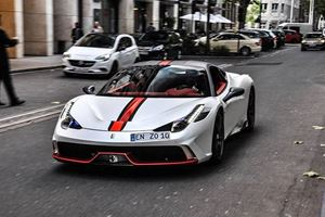 If You Haven't Seen This 458 Speciale Yet, You Haven't Lived