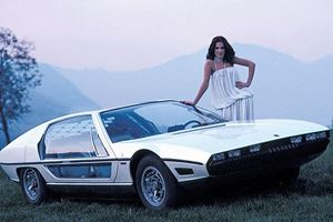 The 1967 Marzal Is The Most Insane Lamborghini You've Never Seen