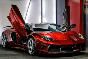 This Stunning Mansory Lamborghini Aventador Will Make A Rich Sheikh Very Happy
