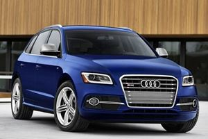Audi Is About To Give The Boring Q5 The Badass RS Treatment
