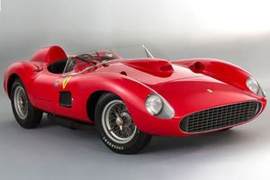 This Ferrari Might Become The Most Expensive Car Ever Sold At Auction