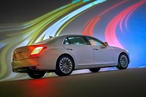 2017 Genesis G90 First Look Review: Ready For A Fight