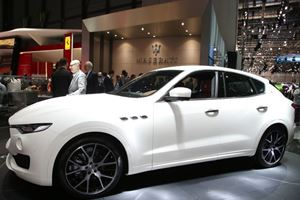 The Maserati Levante Is The Gorgeous Italian SUV People Couldn't Stop Staring At