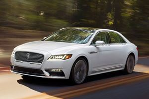 2017 Lincoln Continental First Look Review: 400 Horsepower Of Redemption