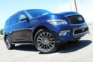 2016 Infiniti QX80 Review: What The Cadillac Escalade Should Have Been All Along