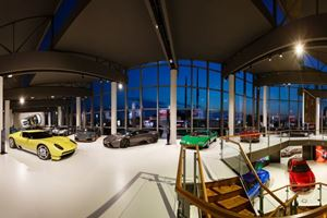 The Renovated Lamborghini Museum Is One Of The Best Places On Earth