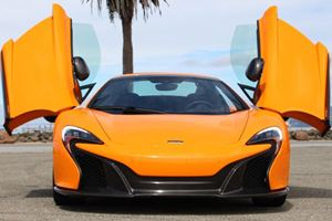 5 Ways The World Changes When You're Behind The Wheel Of The McLaren 650S Spider