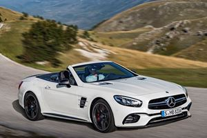 Has The SL Become The One Model Mercedes Forgot About?