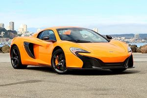 2015 McLaren 650S Spider Review: The Perfect Partner To Lose Your Supercar Virginity To