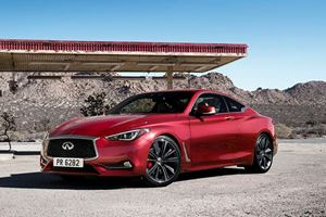 Is The Q60 The Car That Will Bring Infiniti Back Into The Spotlight?