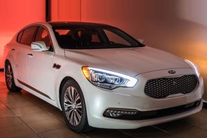 2016 Kia K900 Review: Proof That Kia Can Compete With Its Luxury Rivals