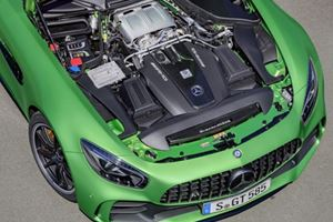 See This Master Technician's Personal Insight Into AMG's Inner Workings