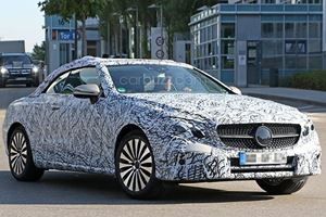 This Will Be The Cleanest And Fastest Mercedes Convertible Yet