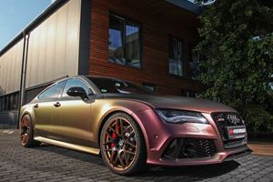 Sparkling Berry Is The Coolest Way To Wrap Up 745-HP
