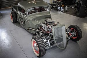 This Phoenix 1934 Ford Hotrod Is Actually A Full On Kit Car