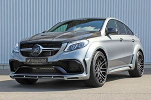 If You Fed Steroids To A GLE 63 AMG You'd End Up With This