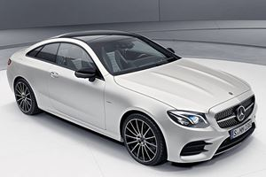 Mercedes-Benz E-Class Coupe Edition 1 Limited To 555 Models