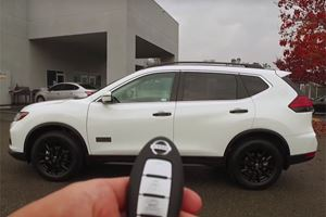 The Force Is Strong With The Nissan Rogue Star Wars Edition